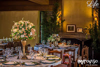 casamento realizado na serra gaúcha com cerimônia realizada na igreja são pedro em gramado e recepção no salão de festas do condomínio reserva da serra em canela com decoração estilo colonial chique boho rústico
