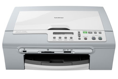 C Compact Colour Inkjet Multifunction Printer Brother DCP-150C Driver Downloads