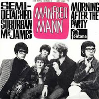 Semi-Detached Suburban Mr James (Manfred Mann)