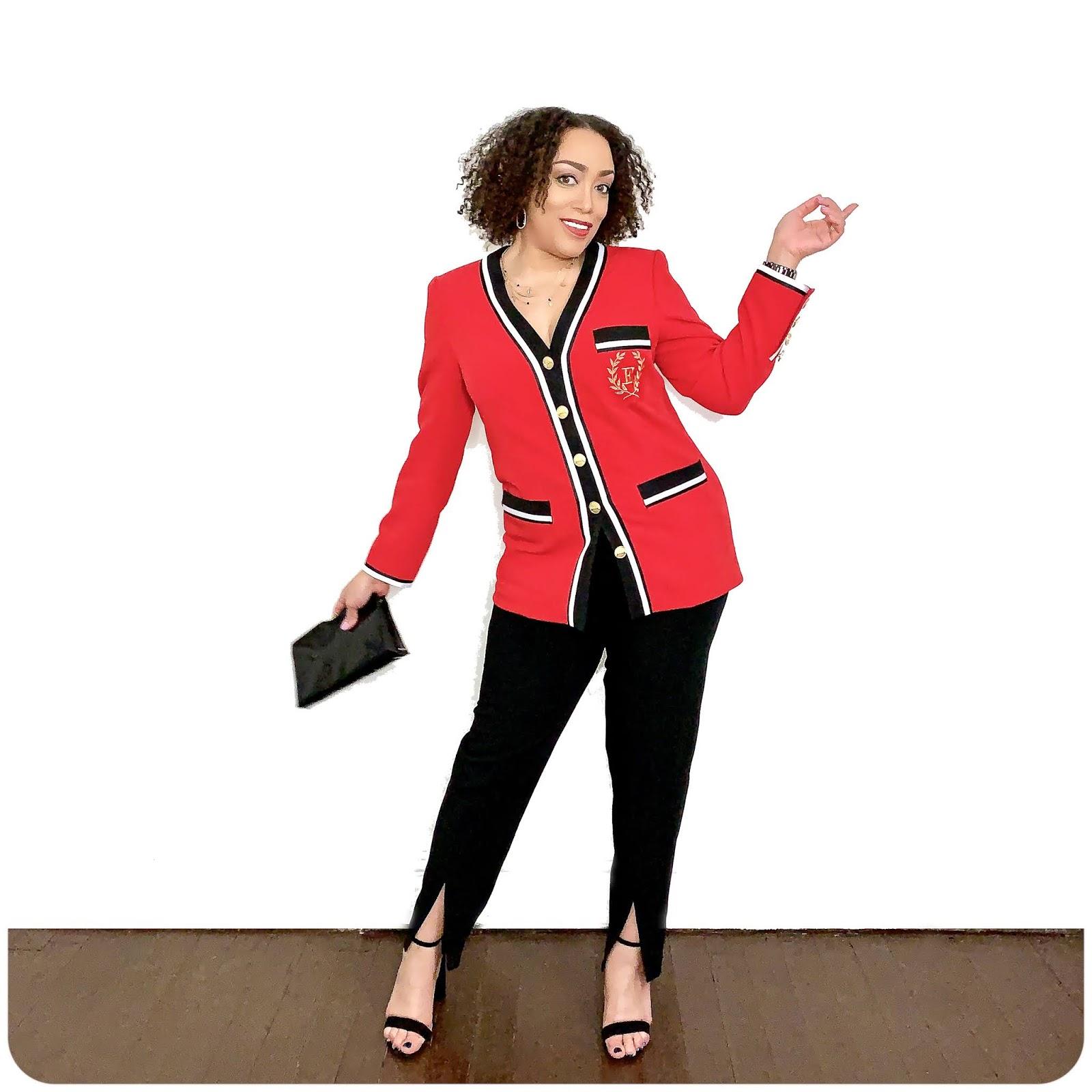 Vogue 1643 - That Gucci Look-Alike Jacket! -- Erica Bunker DIY Style!