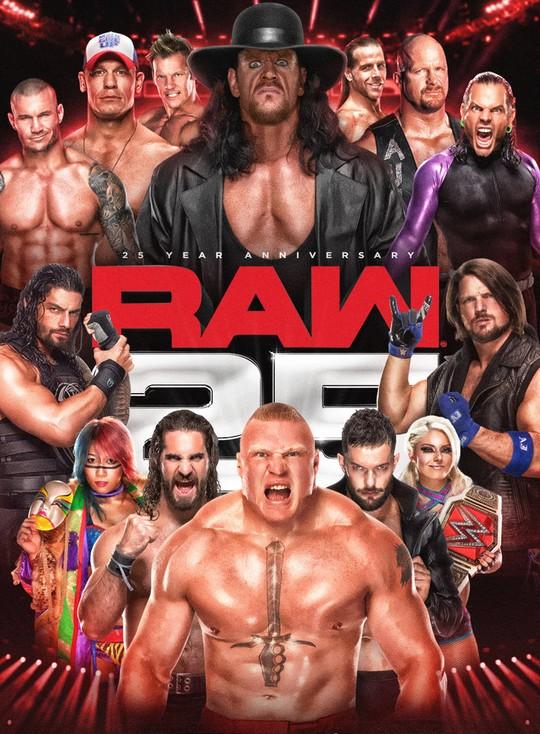 WWE Monday Night Raw 11 March 2019 720p HDRip 773MB Download