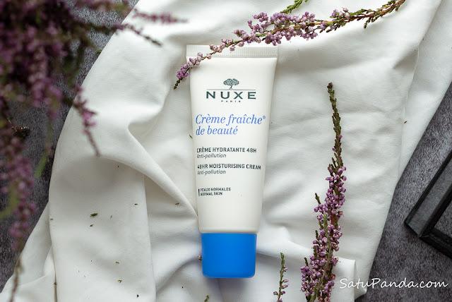 Nuxe Creme Fraiche de Beaute hydratante 48H отзывы
