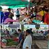 POM  Muba: Masyarakat di Pasar Babat Tuman dan Mangun Jaya Agar Taat Protokol Kesehatan