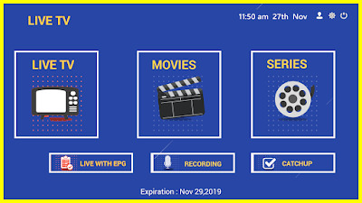 Best IPTV App For Android With - Over 8,000 LIVE TV Channels + Movies + Shows