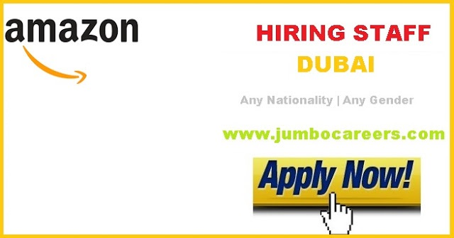 The Amazon Dubai UAE Job Openings July 2020