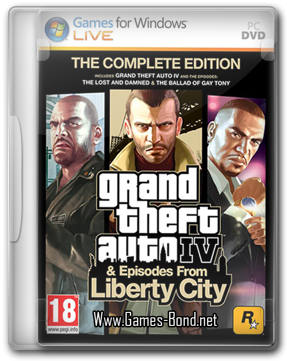 Grand theft auto episodes from liberty city for mac
