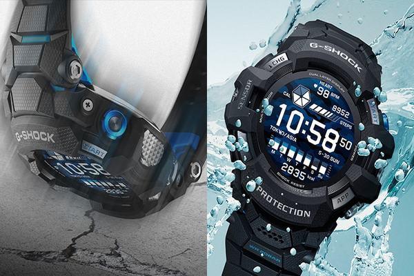 بالصور: Casio تكشف عن ساعتها الذكية الجديدة بنظام تشغيل Wear OS