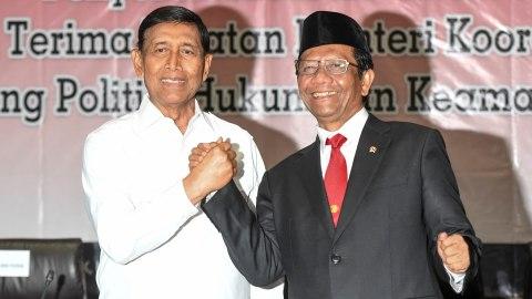 Mahfud MD Kagumi Wiranto di Masa Orde Baru
