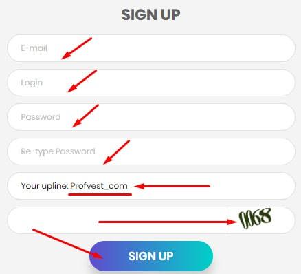 Регистрация в LastNo 2