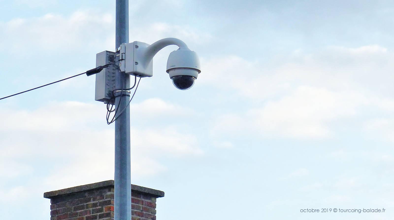 Caméras vidéosurveillance Tourcoing - Collège Saint Gabriel