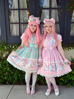 mintyfrills kawaii lolita fashion angelic pretty cute