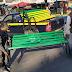 Βγάζουν Τα Παγκάκια υπάλληλοι του Δήμου Κατερίνης απο δημόσιους χώρους