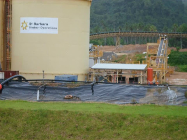 Accident at St Barbara's Simberi Operations in PNG affects gold production