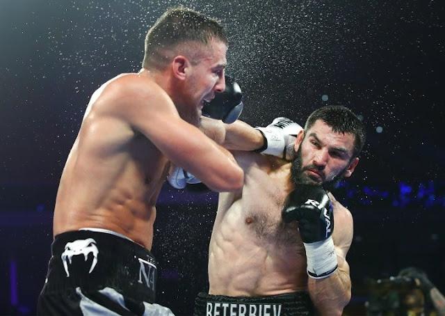 Artur Beterbiev Drops And Stops  Oleksandr Gvozdyk 1