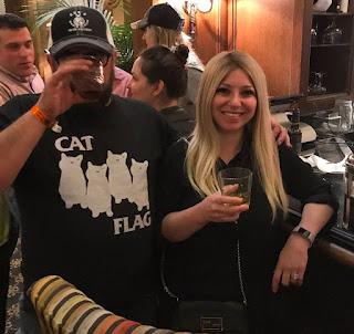 Picture Carl Ruiz with ex-wife Marie Riccio