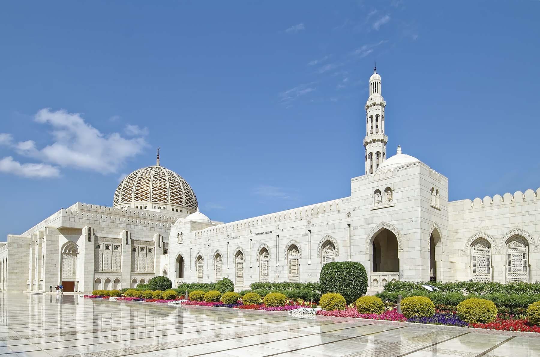 O que visitar em Omã, Península Arábica