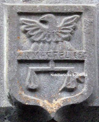 Escudo de armas de los Felices