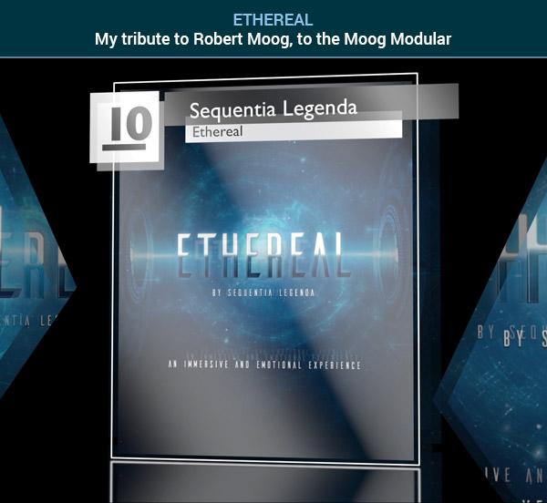ETHEREAL by Sequentia Legenda Berlin School music