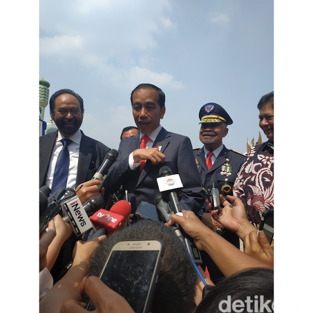 4 Nama Kandidat Cawapres yang Masuk Kantong-kantong Jokowi