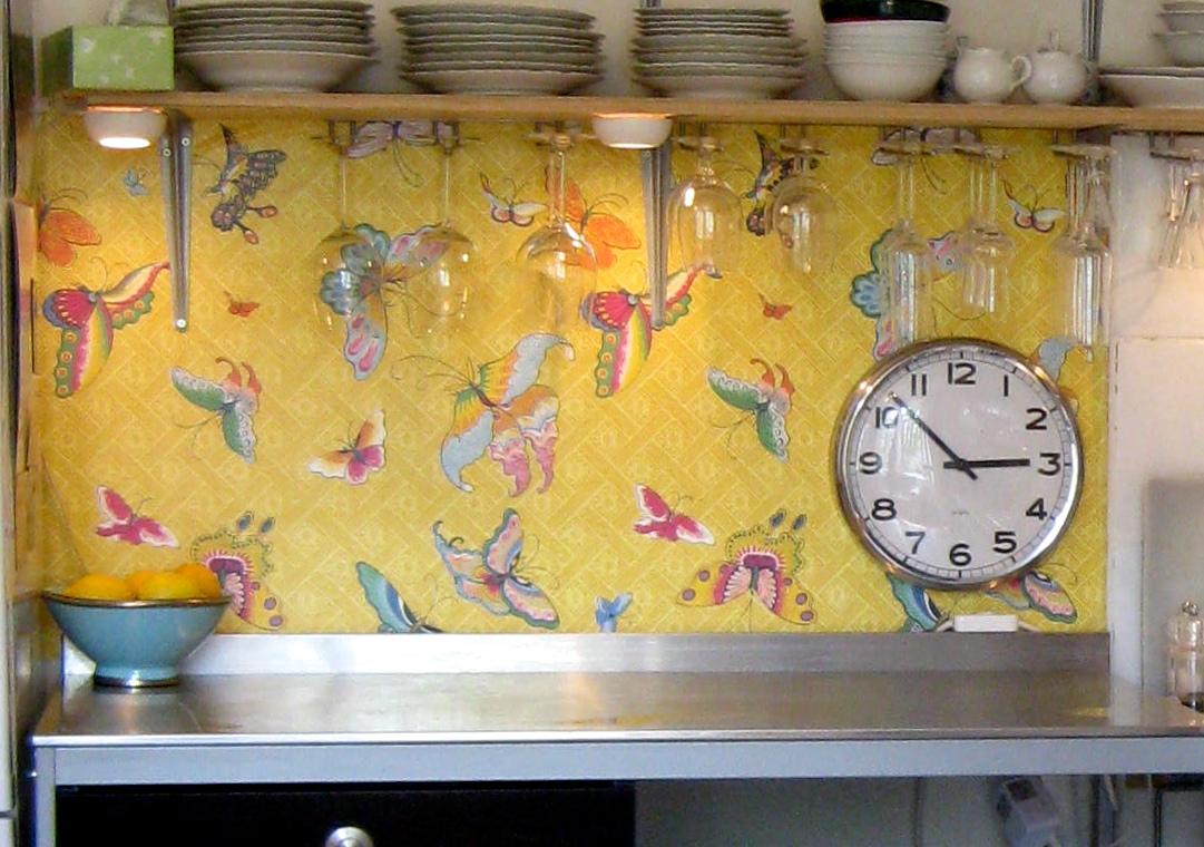 Mel Amp Liza Whimsical Wallpaper