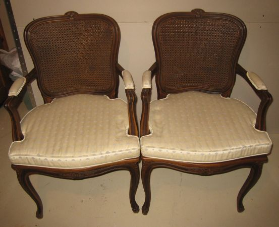 my best friend craig: CRAIGSLIST MONDAY: CANE BACK CHAIRS