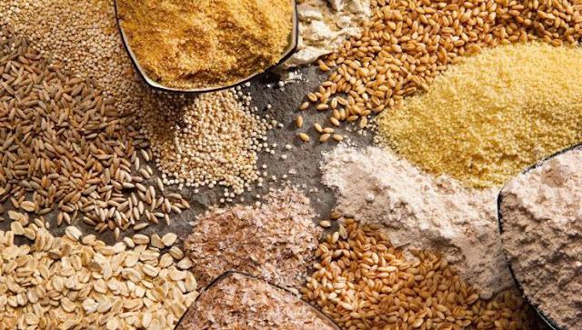 ما هي  الفوائد الصحية للأكل الحبوب الكاملة , اكلات من الحبوب الكاملة وصفات من الحبوب الكاملة هل البرغل من الحبوب الكاملة مكرونة الحبوب الكاملة فوائد الحبوب الكاملة .