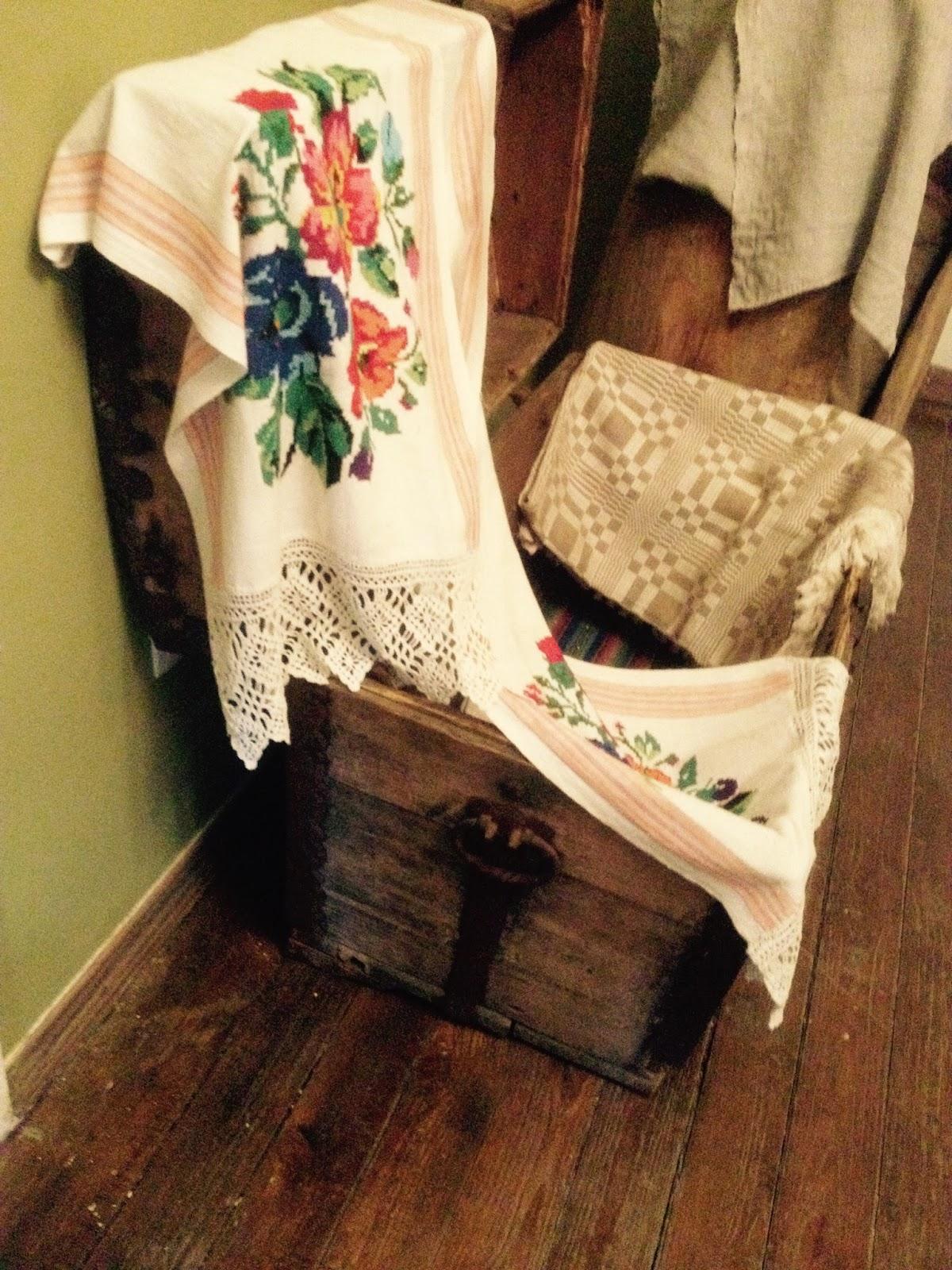 давно забытые белорусские схемы вышивки