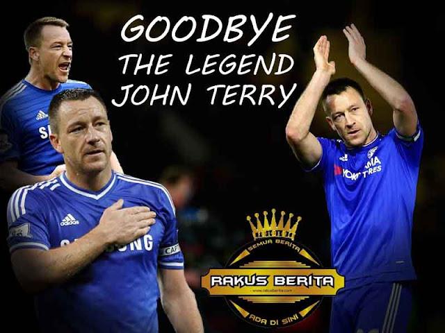 Terry Resmi Tinggalkan Chelsea Musim Ini