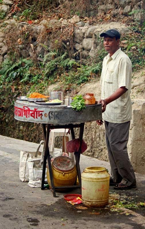 chana snack from India