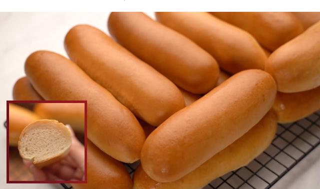 خبز العيش الفينو للسدويتشات روعة