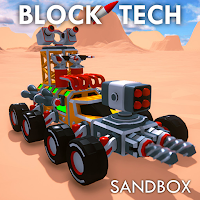 Block Tech : Epic Sandbox Craft Simulator Online Mod Apk