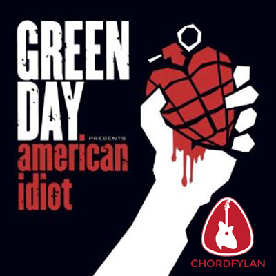 Lirik dan Chord Kunci Gitar Holiday - Green Day