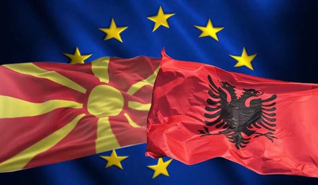 Κίνδυνος να περιέλθουν τα Σκόπια στα χέρια των Αλβανών