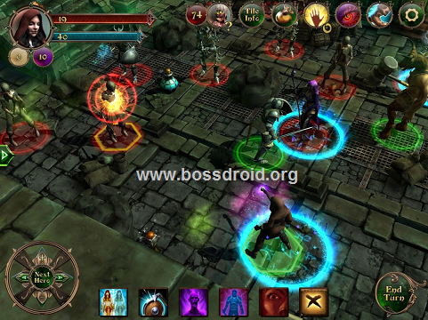 Demon's Rise Premium Apk Data