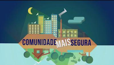Você conhece a versão animada da cartilha Comunidade Mais Segura?