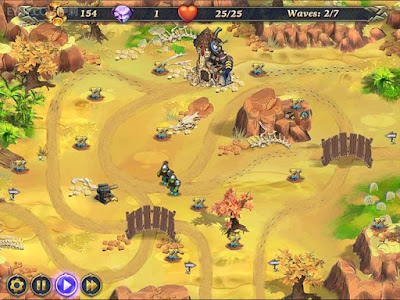 皇家塔防2:隱形的威脅硬碟綠色免安裝版+修改器下載,懷念的城堡防禦遊戲!