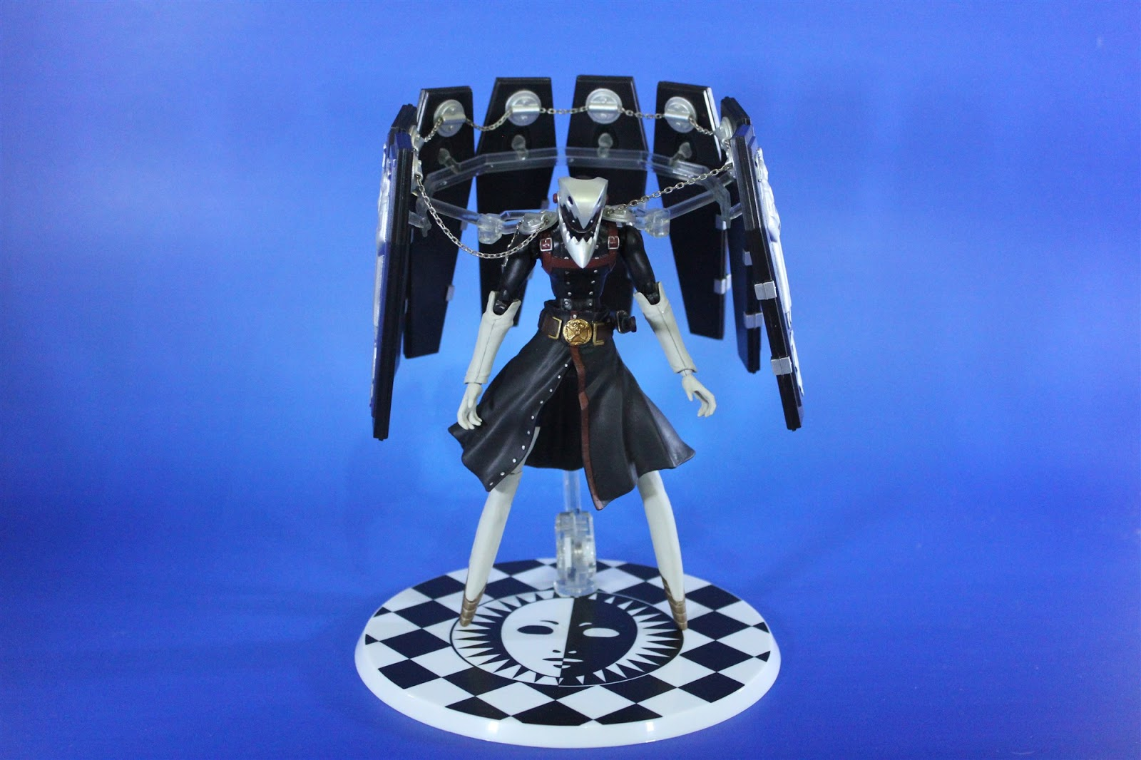 Realm Of Darkness Persona 3 D Arts Thanatos Review
