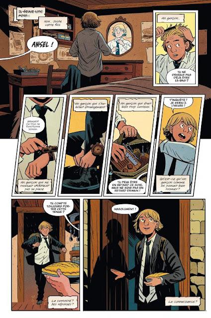 """page de """"FOLKLORDS T1"""" de Matt Kindt et Matt Smith paru chez Delcourt"""