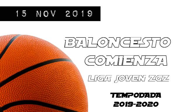 BALONCESTO: Inicio de Temporada 2019-20