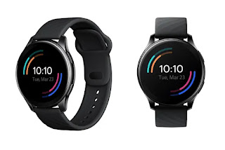 oneplus watch yeni saati