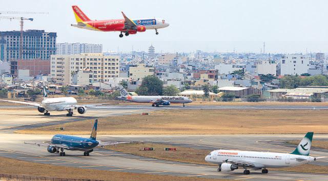 Gỡ nút thắt hạ tầng phát triển hàng không