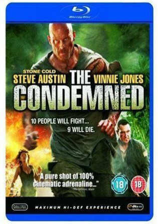 The Condemned 2007 BluRay 350MB Hindi Dual Audio 480p Watch Online Full Movie Download Worldfree4u 9xmovies