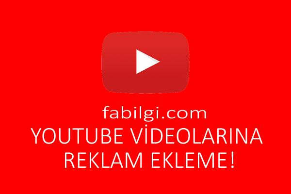 Youtube Kanalınızdaki Videolara Nasıl Reklam Eklenir 2021