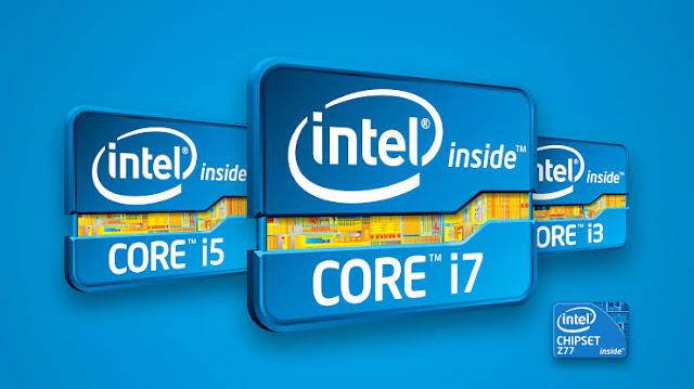 ما الفرق بين معالجات انتل كور i3 و i5 و i7 و i9 و X ؟