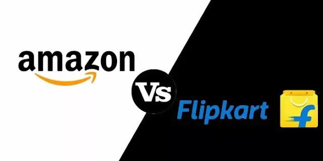 brand ranking on Amazon and Flipkart