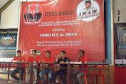 Mahasiswa Labuhan Haji Raya Deklarasi Dukungan Untuk Mirwan
