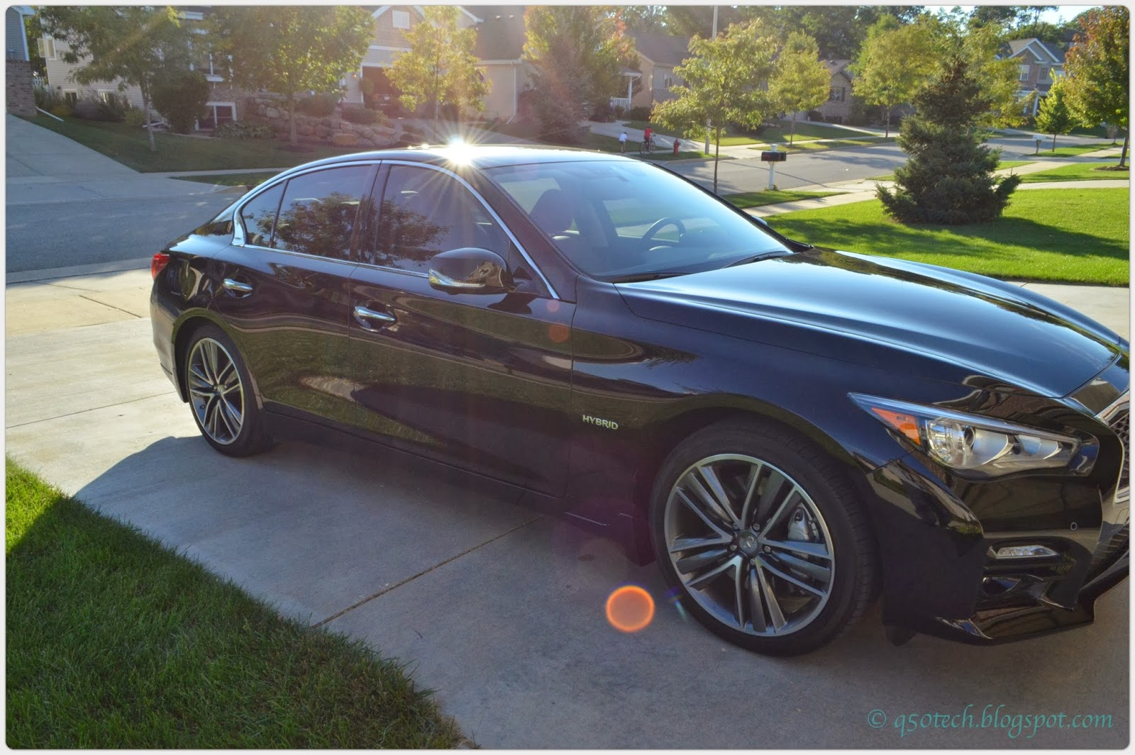 Infiniti Q50 Technical Amp Operational Blog Tint Film And