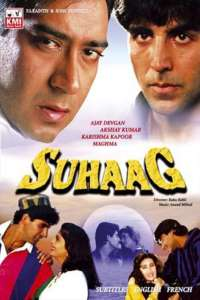 Download Suhaag (1994) Hindi Movie 720p WEB-DL 1.1GB
