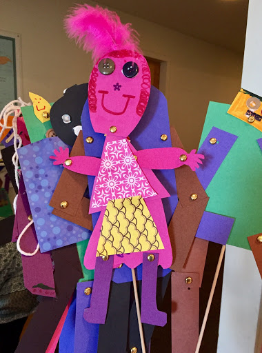 Folk Art to Go!: Making Puppets at MOIFA