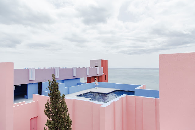 Places to go: Muralla Roja (Calpe)